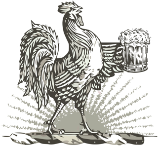 Beer- Breakfast-Logo-Rooster-Only